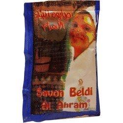 Savon noir (beldi) - Sachet 25 g