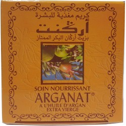 Cream met Argan Argantil