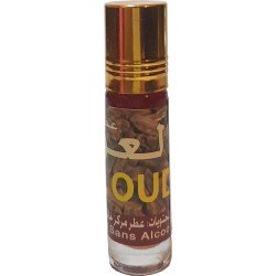 Perfume de Oud sin alcohol 8ml