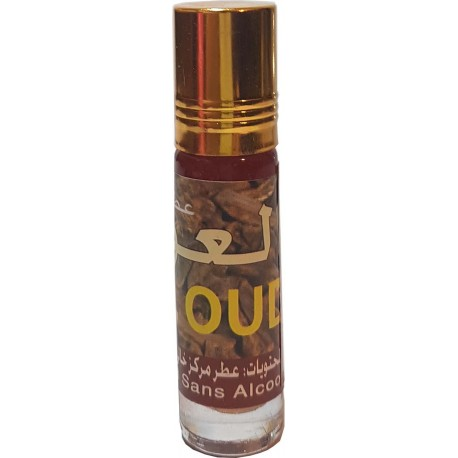 Oud-Duft ohne Alkohol 8ml