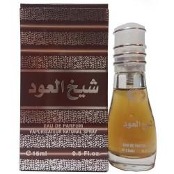 Parfum cheikh al Oud