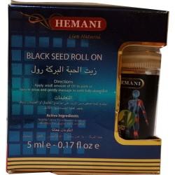 Crema de semilla negra