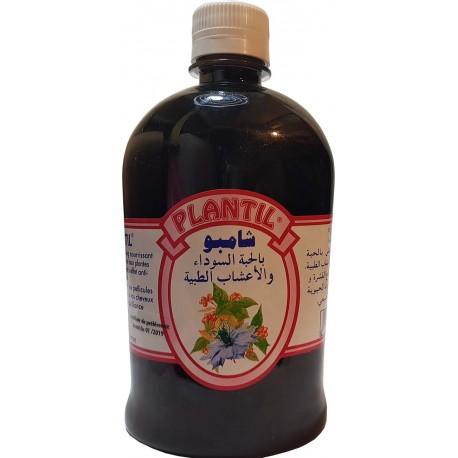 Shampoo all'olio di nigella e piante (Plantil)