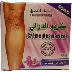 Crème des varices