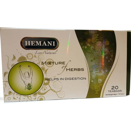 Tisane naturelle pour estomac et intestins