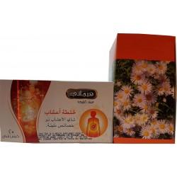شاي الأعشاب ضد قرحة المعدة والحموضة الزائدة