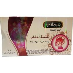 Herbata ziołowa migrena-20 saszetek-Hemani