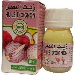 óleo de cebola orgânica 30 ml