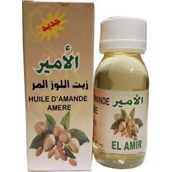Cosmética  - Aceite de almendra amarga