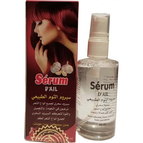 Tratamiento para el pelo con aceite de ajo