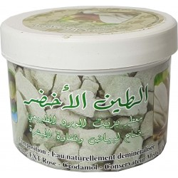 Crema di Ghassoul all'olio di Argan