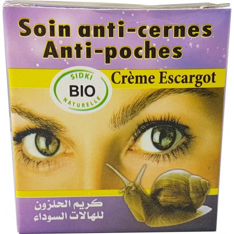 Care concealer anti-puffiness