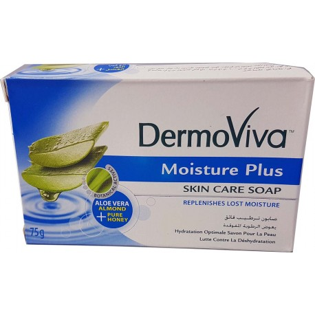 The aloe SOAP see Dermoviva