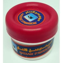 Crema da massaggio - struzzo