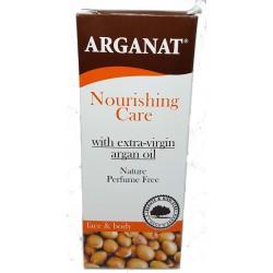 Soin nourrissant à l'huile d'argan extra vièrge