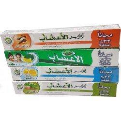 Dabur de la pasta de dientes con plantas Halal