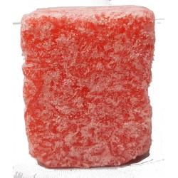 SÓLIDOS almíscar cubos vermelho e preto