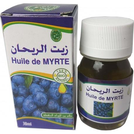 Aceite de Myrtle
