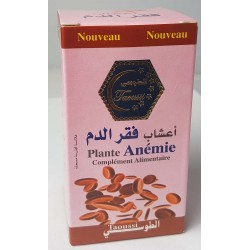 Natural plants against anemia