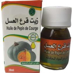 Сквош семян масло органических 30 мл