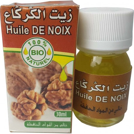 Organic Walnut Oil 30ml