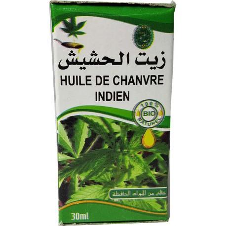 Indian hemp oil