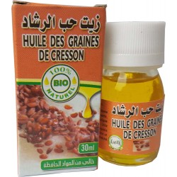 Oil of cress seed