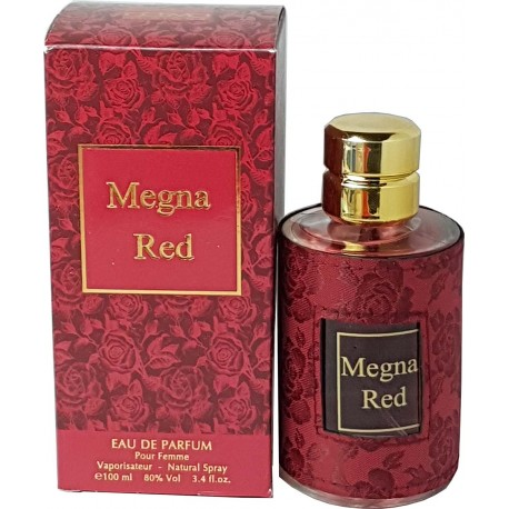 Parfum Megna rouge Pour femmes