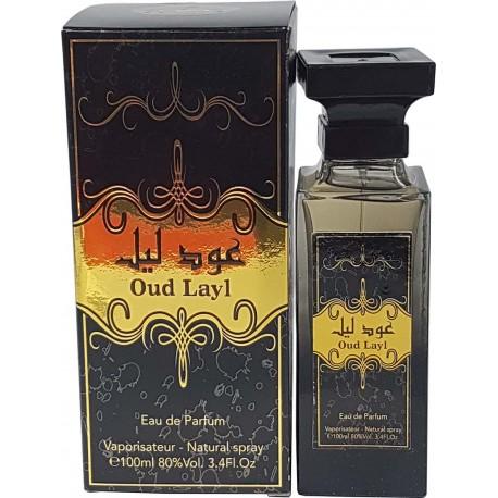 Oud Parfüm der Nacht