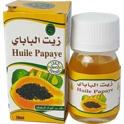 El aceite de papaya
