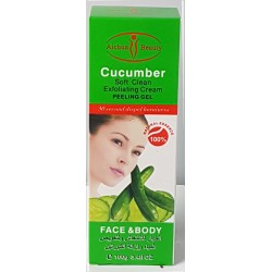 Cucumber Soft Clean Peeling Gel