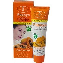 Papaya weich sauber Peeling Gel