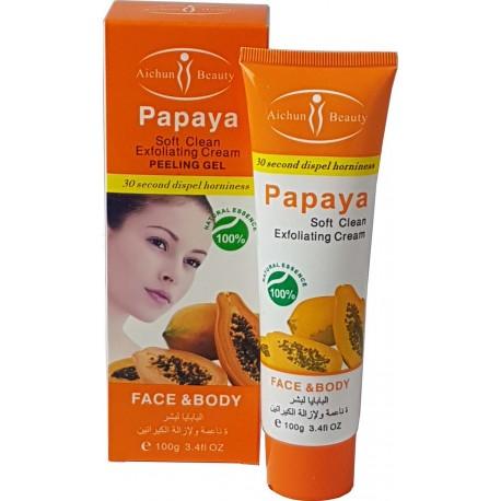 Papaya Soft Clean Peeling Gel