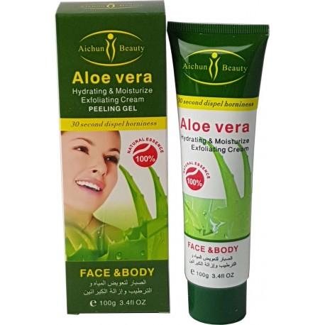 Crème Hydratante Aloe Vera