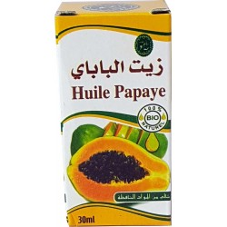 Papaya oil