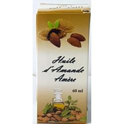 Gorzki migdałowy olejek kosmetyczny