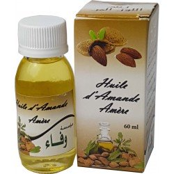Bitter almond oil cosmetic