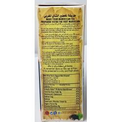 Thé vert avec des plantes Tafraouat