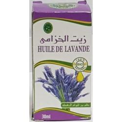 Aceite de lavanda orgánica 30ml