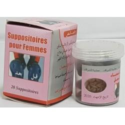 Supositorios para agrandar los glúteos