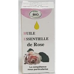 Óleo essencial de rosa 10ml