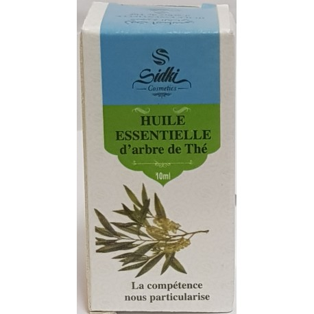 من الضروري النفط من شجره الشاي 10ml
