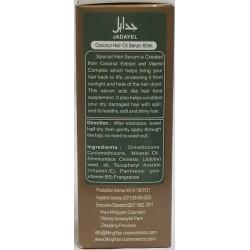 Soro de óleo de coco Jadael