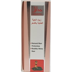 Serum Jochems slang olie