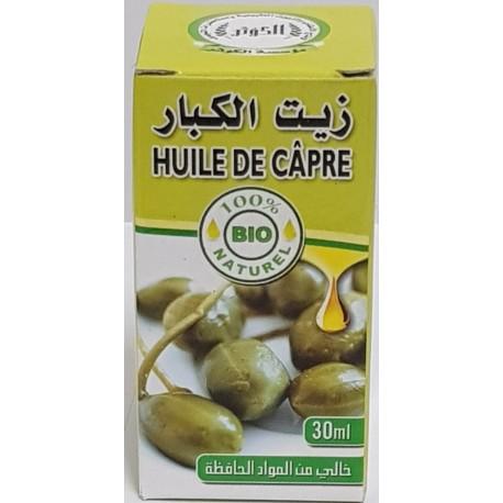 Caper oil