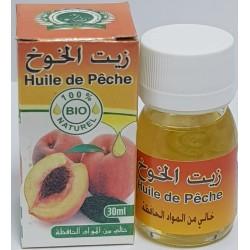 Perzik olie