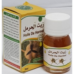 Peganum harmala aceite vegetal