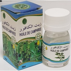 Kamfer olie