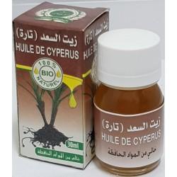 Cyperus olie