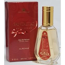 Reabilitação das mulheres perfume fantástico